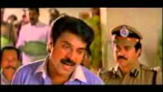 mammootty punch dailogue in THE KING