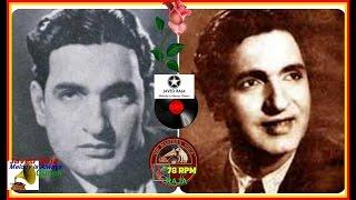 *.SURENDRA-Film-GHAREEB-(1942)-Mohabbat Ki Duniya Hai Sab Se Nirali-[ Rarest Gem ]