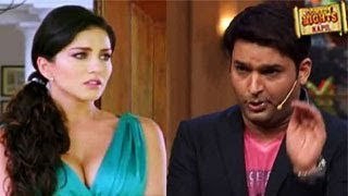Kapil Sharma REJECTS & REFUSES Sunny Leone on Comedy Nights with Kapil SPECIAL