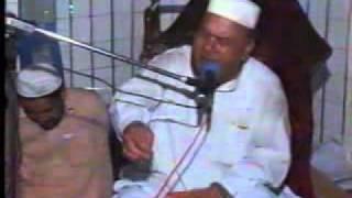 Mian Mohammad Yousaf Naqshbandi (Part 5/5)