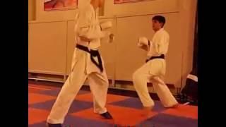- Karate training 3 -