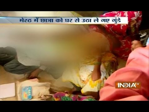 Badaun gangrape: Ministers queue up visit victim's family