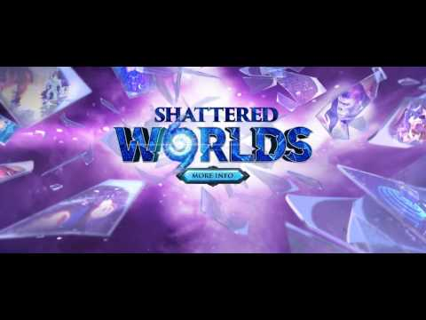 Shattered Worlds I - RuneScape 3 Music
