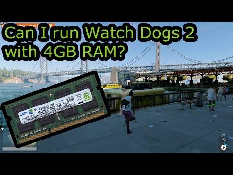 Xxx Mp4 Can I Run Watch Dogs 2 With 4GB RAM 3gp Sex