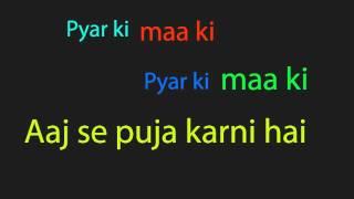 pyar ki maa ki hd lyrics video ,housefull 3
