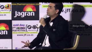 Karan Johar Makes Fun Of His Own Film Kuch Kuch Hota Hai | Jagran Film Festival | Mango News