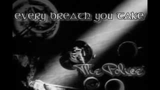 KARAOKE - Every Breath you Take - The Police