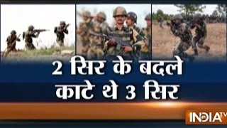 Operation Ginger 2011: When Indian Army Beheaded Pak Army in 48-hrs Surgical Strike