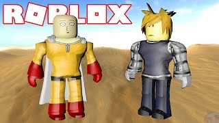 Roblox → JOGO INCRÍVEL de ONE PUNCH MAN !! - One Punch Man Unleashed 🎮