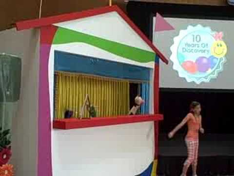 Disney s Baby Einstein Puppet Show