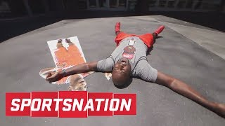 Marcellus Wiley Heartbroken Over Chris Paul Trade | SportsNation | ESPN