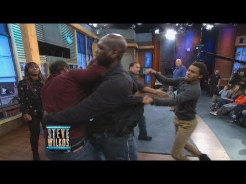 Xxx Mp4 Results Cause Chaos The Steve Wilkos Show 3gp Sex