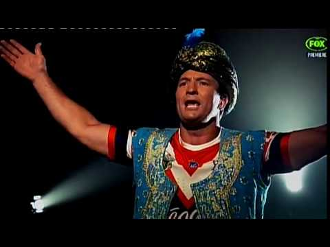 The Late Show With Matty Johns - Mitchell Pearce The Musical