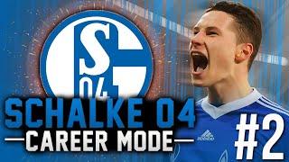FIFA 15 Schalke Career Mode - MY FIRST EVER SCORPION KICK! - Season 1 Episode 2