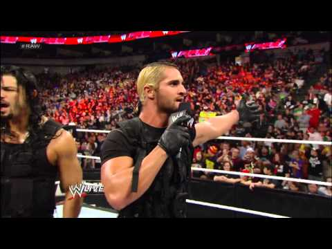 Xxx Mp4 Sheamus And Randy Orton Tangle With The Shield Raw Feb 25 2013 3gp Sex