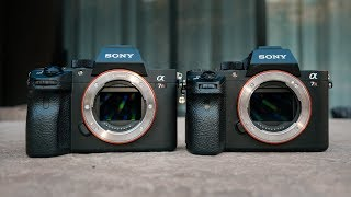 Sony A7RIII vs a7rii Review | Worth The Upgrade?