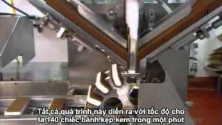 How to make ice cream - factory production [vietsub]