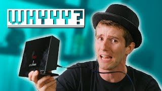 WHY?? - A MINING WiFi Router???