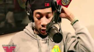 Wiz Khalifa-Hot 97 Freestyle In Flex We Trust (HQ) (Lyrics)