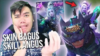 NYOBAIN NEW SKIN STARLIGHT IRITHEL TERNYATA.. Dyland PROS CUPU!?!? - Mobile Legends Indonesia #64