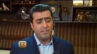 ET بالعربي - باسم ياخور في دور الإبن الطماع - كواليس مسلسل الندم