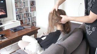 Pasc: Head Massage To My Girlfriend (ASMR)