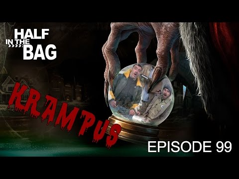 Half in the Bag Episode 99 Krampus
