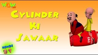Cylinder Ki Sawaari - Motu Patlu in Hindi WITH ENGLISH, SPANISH & FRENCH SUBTITLES