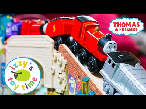Thomas and Friends Thomas Train Speedy Surprise Drop Playset Fun Toy Trains for Kids with Brio