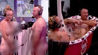 Brother & Sister NUDE Together For 'Buddies In The Bath' | KIIS1065, Kyle & Jackie O