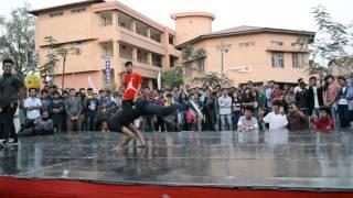 NATRAAJ || GROUND ZERO || Bboying Battle || Bboy GIN vs Bboy CHIRAG aka Bir Radha Sherpa