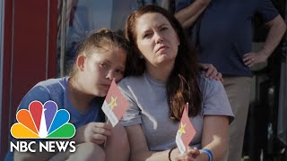 Running To Remember: Fallen Service Members Honored With A Run Across America | NBC News