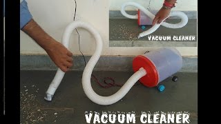 How to make vacuum cleaner - at home - sdik rof