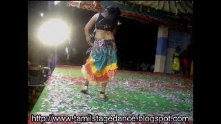 Tamil hot stage dance | Tamil record dance latest 2013