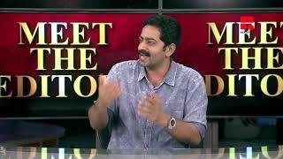 MEET THE EDITORS with Saiju Kurup_Reporter Live