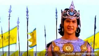 Abhimanyu Song in Mahabharata