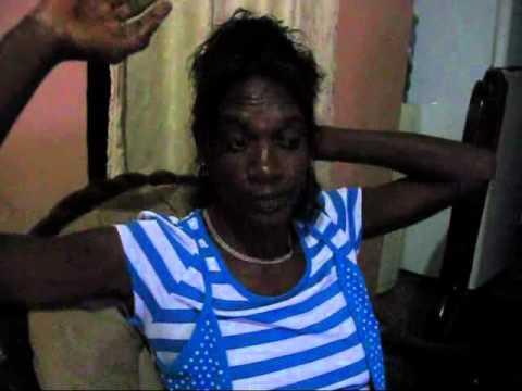 Mujer que le corto pene al esposo Entrevista atacando