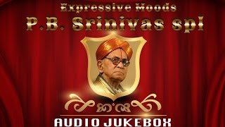 P.B. Srinivas Tamil Old Songs Collection | Expressive Moods Jukebox | Romantic Tamil Songs