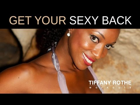 Get SEXY BACK w/ Fat Burning, Calorie Blasting, Body-Sculpting Workout | TiffanyRotheWorkouts