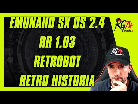 Xxx Mp4 Emunand SX OS 2 4 RR 1 03 RetroBot Twitch Quiz Q Amp A 3gp Sex