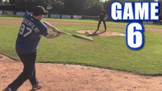 PLAYING FOOTBALL THURSDAY! | Offseason Softball League | Game 6