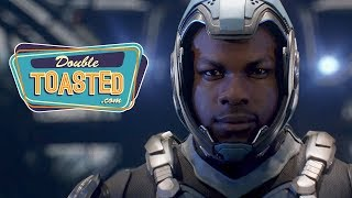 PACIFIC RIM UPRISING MOVIE REVIEW - Double Toasted