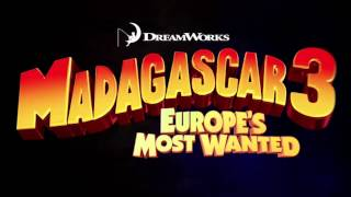 Madagascar 3 [Soundtrack] - 13 - I Like To Move It (Afro Circus) [HD]