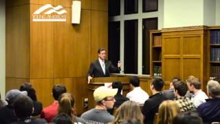 Rick Santorum Shatters Liberal Student's Argument in 90 Seconds