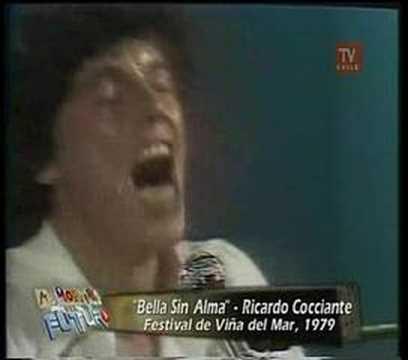 Ricardo Cocciante Bella sin alma