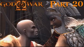 Let's Play God of War II - Titan - Part 20: Temple of the Fates (Sisters of Fate Bossfight)