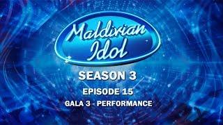 Maldivian Idol S3E15 | Full Episode