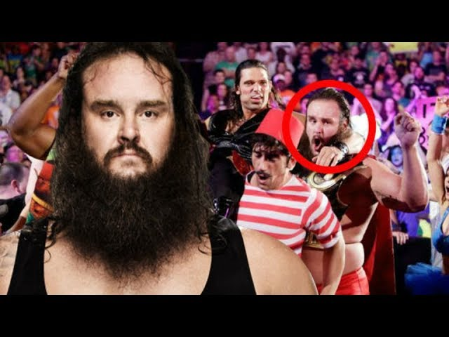 10 Things WWE Wants You To Forget About Braun Strowman