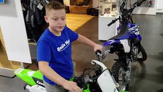 Lets try to Find a 2017 Kawasaki KX65 and...What's the best dirt bike