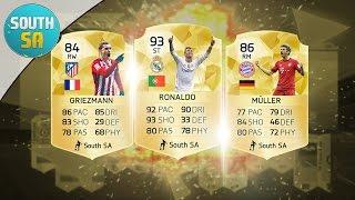 تفتيح بكجات FIFA 16 | طموحنا دائماً عالي !!